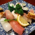 一慶寿司ランチ定食